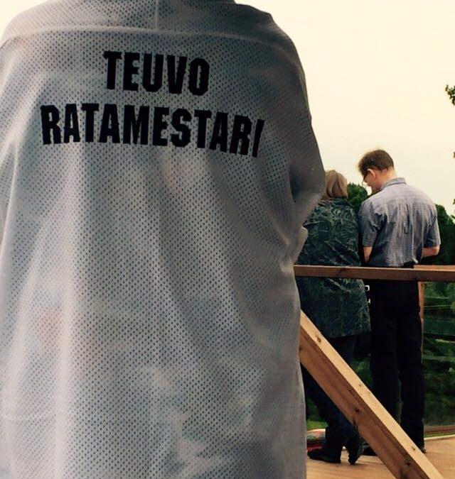 The Puoli Päijänne 8.6.2019